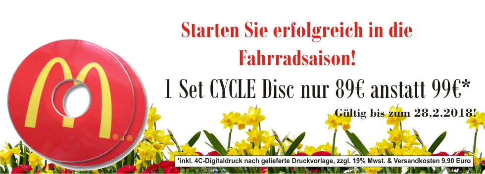 Angebot Fruehling Cycle Disc